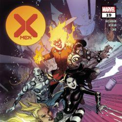 X-Men issue 19 featured