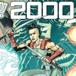 2000 AD Prog 2226 Featured