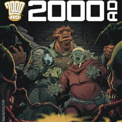 2000 AD Prog 2227 Featured