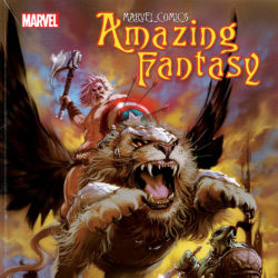Amazing Fantasy 2021 issue 1 featured