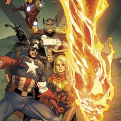 Avengers vol 8 issue 44 featured
