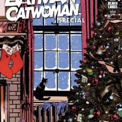Batman Catwoman Special Featured