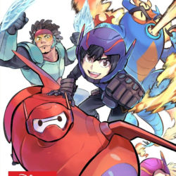 Big Hero 6 The Series Yen Press Vol 1 featured