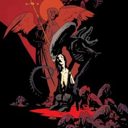 Feature: Aliens: Salvation (Hardcover edition)