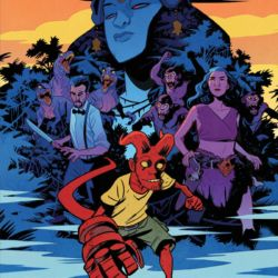 Feature: Young Hellboy: The Hidden Land