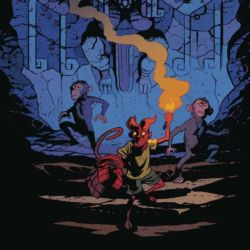 Feature: Young Hellboy: The Hidden Land #3