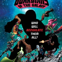 Guardians of the Galaxy 16 cover Last Annihilation teaser featured