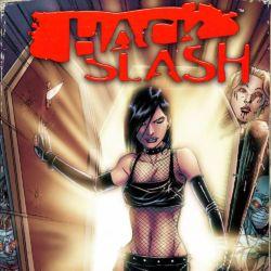 Hack Slash Deluxe Omnibus Vol 1 Hardcover Featured