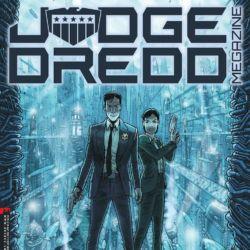 Judge Dredd Megazine 431 Featured