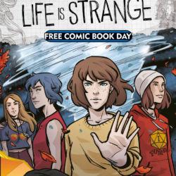 Life is Strange FCBD 2021 featured