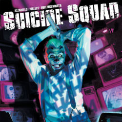 Suicide Squad Get Joker issue 1 featured