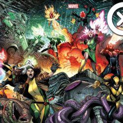 X-Men #1 featured