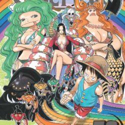 One Piece Vol. 53