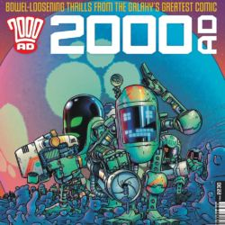 2000 AD Prog 2230 Featured