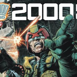 2000 AD Prog 2231 Featured