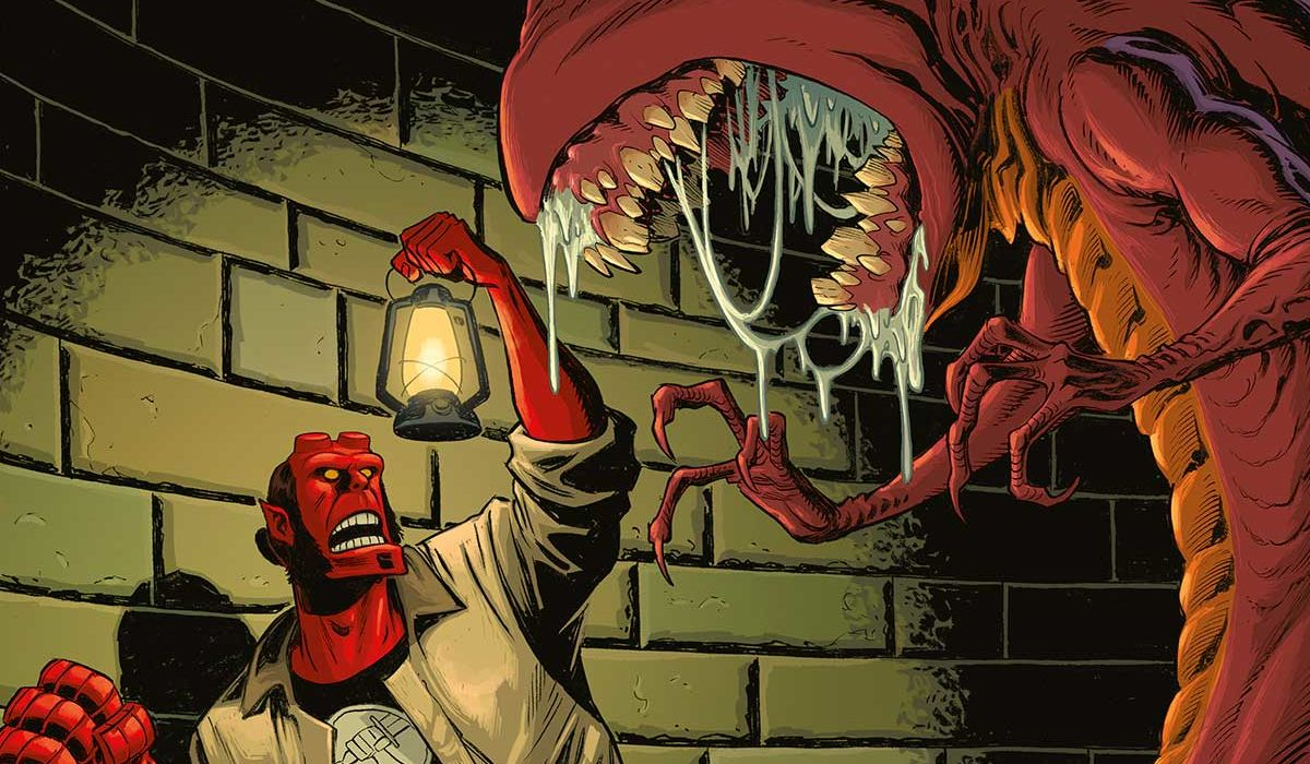 Feature: Hellboy and the B.P.R.D.: The Secret of Chesbro House #2