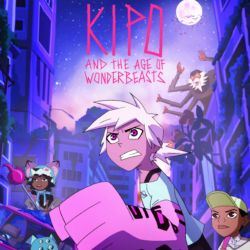 Feature: Kipo and the Age of Wonderbeasts (Season Two poster)
