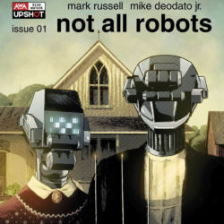 Not All Robots issue 1 featured