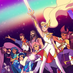 She-Ra and the Princesses of Power featured reup