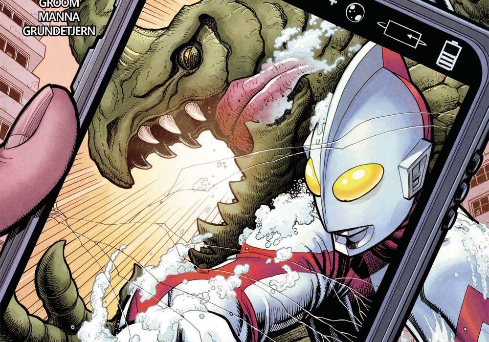 Trials of Ultraman 3 featured