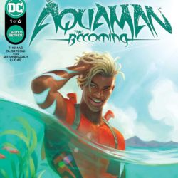 Aquaman the becoming 1 featured
