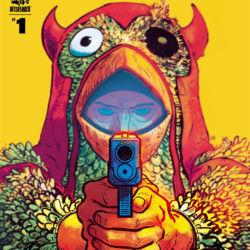 Chicken Devil issue 1 featured