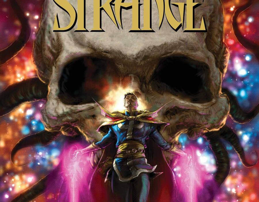 Death of Doctor Strange issue 1 featured