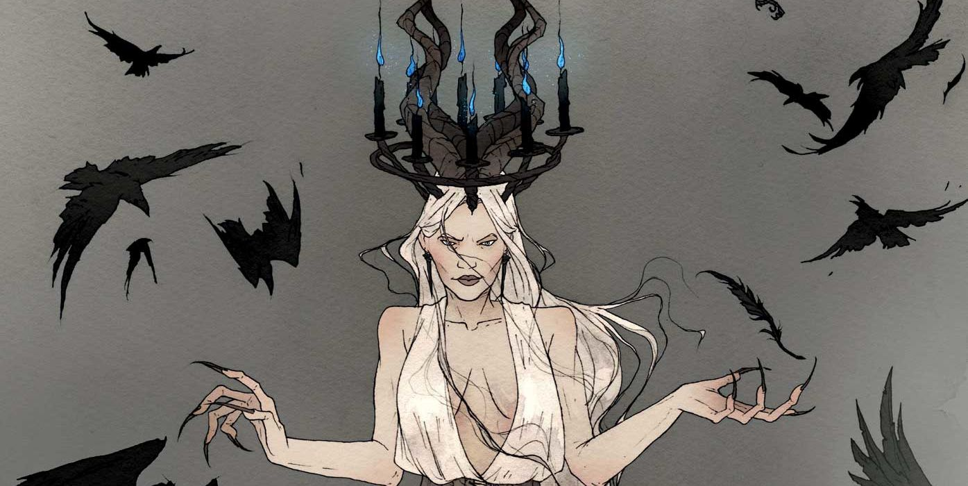Feature: Lady Baltimore: The Witch Queens #4