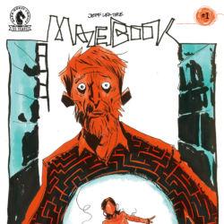 Mazebook issue 1 featured