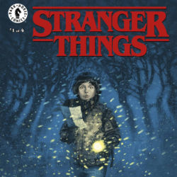 Stranger Things Tomb of Ybwen issue 1 featured