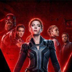 Black Widow Cast Poster Featured