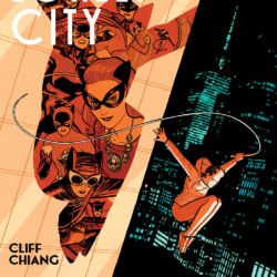 Catwoman Lonely City issue 1 featured