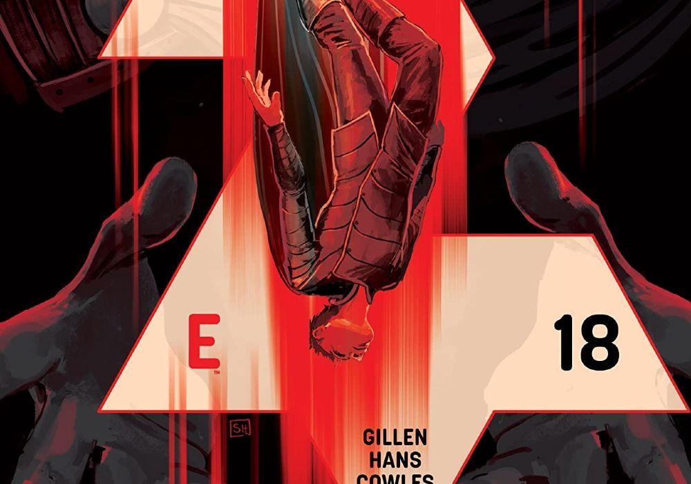 Die #18 featured