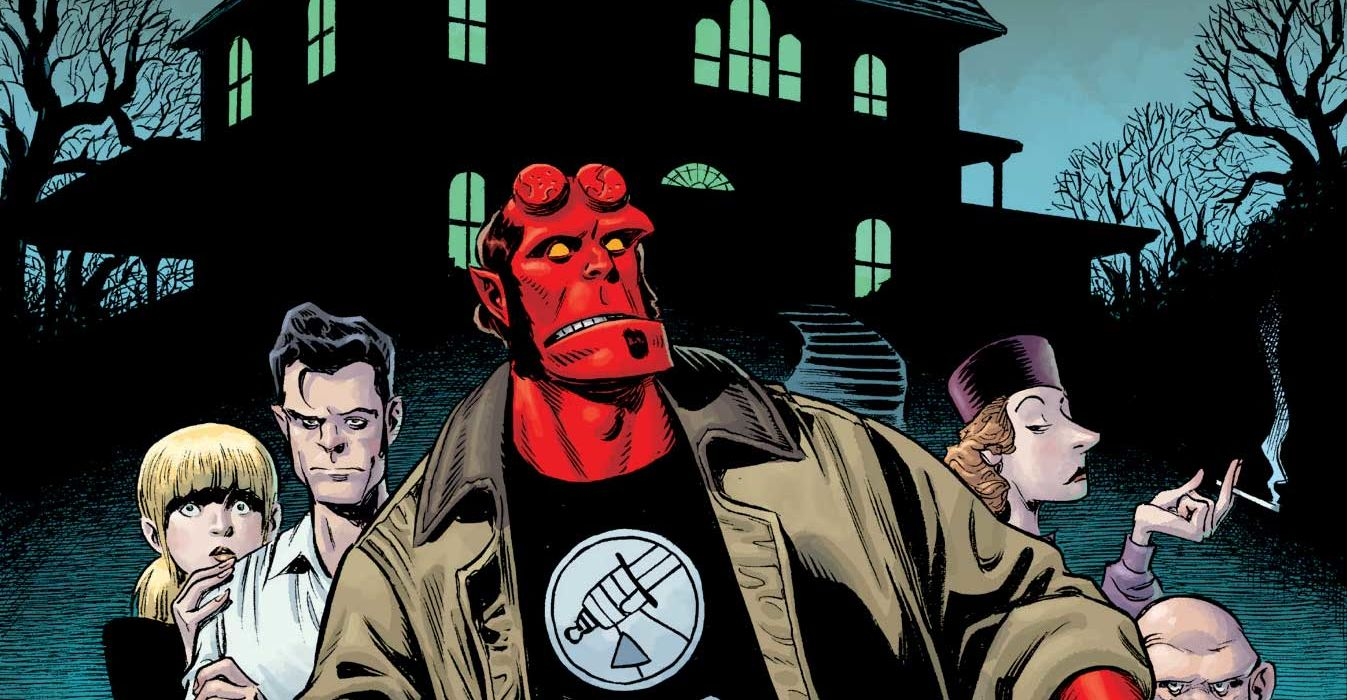 Feature: Hellboy and the B.P.R.D.: The Secret of Chesbro House #1