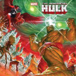 Immortal Hulk #50 featured