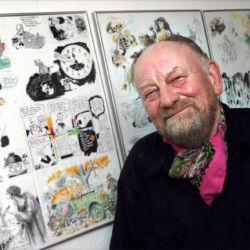 Kurt Westergaard wide featured image