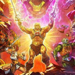 Masters of the Universe: Revelation 101 The Power of Grayskull
