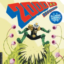 2000 AD Prog 2246 Featured