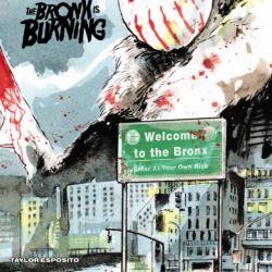 Maniac of News York Bronx Burning Featured