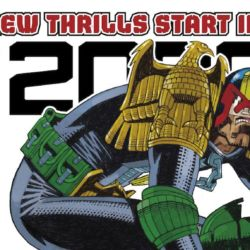 2000 AD Prog 2250 Featured