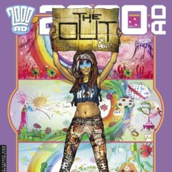 2000 AD Prog 2251 Featured