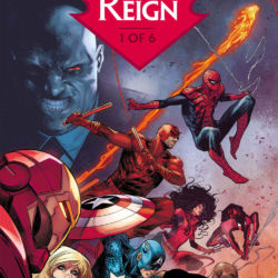 Devil's Reign issue 1 cover featured