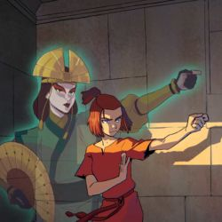 Feature: Avatar: The Last Airbender—Suki, Alone
