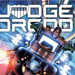 Judge Dredd Megazine 436 Featured