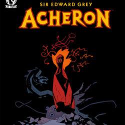 Sir Edward Grey Acheron cover featured