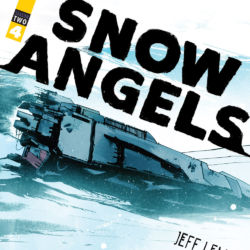 Snow Angels Season Two issue 4 featured