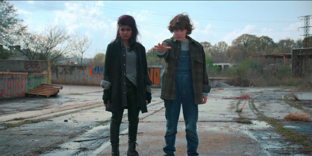 Stranger Things 2 The Lost Sister Eleven Kali