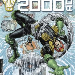 2000 AD Prog 2252 Featured
