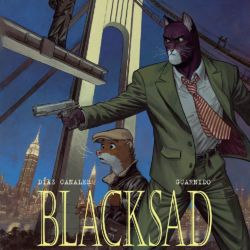 Blacksad They All Fall Down 1 Featured