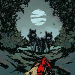 Feature: Hellboy: The Silver Lantern Club #4